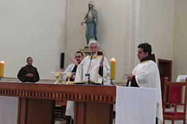 Santa Isabel é celebrada no Capítulo Provincial