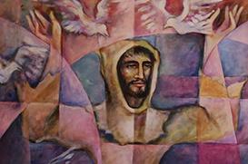 Conheça Frei Pedro Pinheiro, autor da imagem principal do site