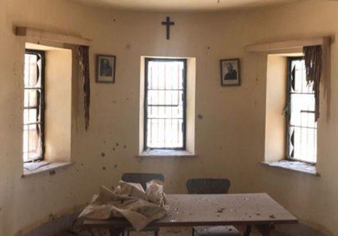 O convento franciscano no Rio Jordão reabre após 50 anos fechado
