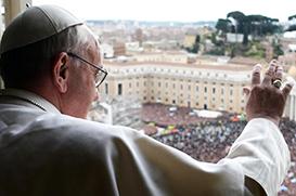 "Papa Francisco: ""Deus está do lado dos últimos"""