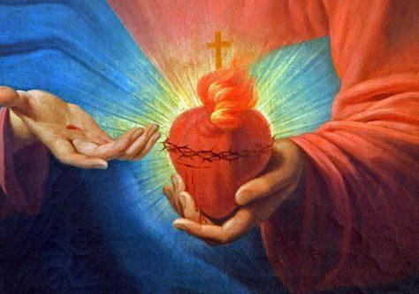 Esse imenso Coração de Jesus