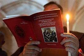 Ministro Geral recorda Santos da Ordem Seráfica