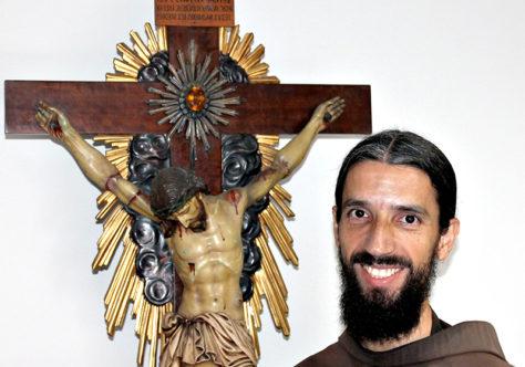 """Frei André: """"O fervor missionário é fermento vocacional"""""""