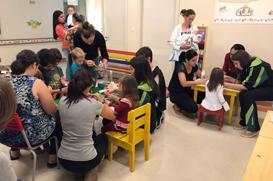 Trabalho voluntário é atividade para formar alunos