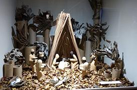 Seminário Frei Galvão apresenta Exposição de Presépios