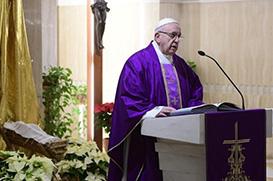 Papa sobre São José: homem concreto, de coração aberto