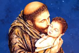Uma reflexão franciscana do Natal em forma de novena