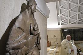 Papa: Advento é o tempo para purificar a fé