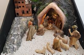 Exposição de Presépios no Convento da Penha