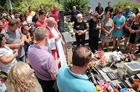 Missa recorda os 78 anos de nascimento de Maria Amida Kammers