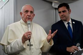 """Papa: """"No confessionário entendi o drama do aborto"""""""