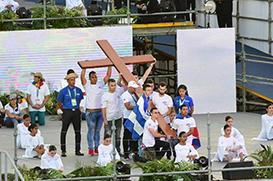 Via-Sacra de Jesus prolonga-se nos jovens absorvidos numa espiral de morte