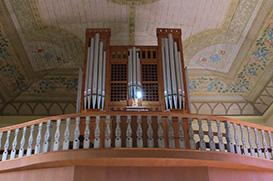 Contribua com o restauro do órgão do Sagrado, em Petrópolis
