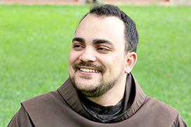 Frei Roberto será ordenado presbítero sábado