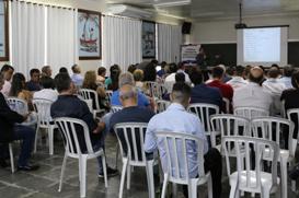 Seminário Frei Galvão sedia cerimônia de entrega do Plano Regional de Turismo