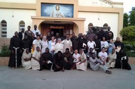 Retiro quaresmal reúne Família Franciscana de Angola