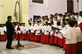 Coral dos Canarinhos de Petrópolis realiza Concerto Espiritual de Quaresma