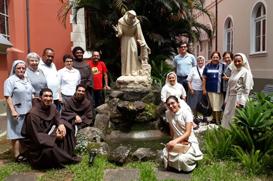 Núcleo de Petrópolis promove Encontro Formativo da CRB