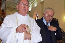 """Paulo Machado: """"Nossa Província louva a Deus pela vida deste irmão"""""""