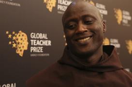 """""""Melhor professor do mundo"""" é franciscano"""