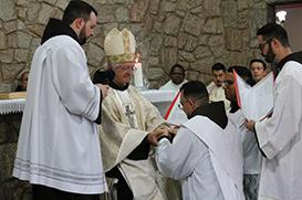 D. Caetano a Frei Roberto: O padre deve ser o espelho da misericórdia