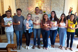 Juventude Franciscana elege novo Secretariado Nacional