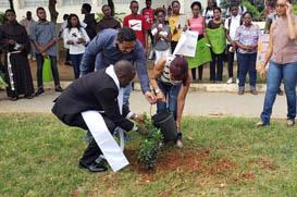 "Angola celebra a ""Semana de Misericórdia pela Terra"""