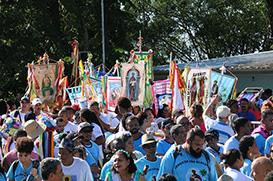 Congo: A marca da alegria da Festa da Penha