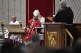 Pregação na Celebração da Sexta-feira da Paixão na Basílica de São Pedro