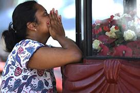 Apelo do Papa: oração e solidariedade ao povo do Sri Lanka