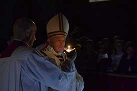 Vigília: A Páscoa é a festa da remoção das pedras