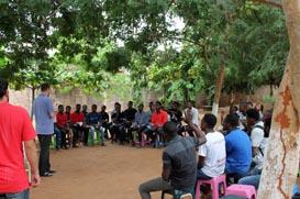 Ministro Provincial inicia visita canônica para Capítulo da Fundação de Angola