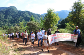 Caminhada Ecológica completa 20 anos pelos caminhos do Imperador