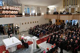 Papa aos sacerdotes: Não tenham medo de gastar a vida por amor