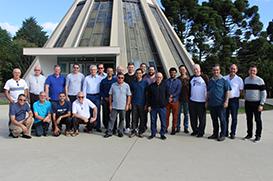 Assembleia do SAV reúne frades em Rondinha