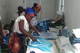 Trabalho voluntário ajuda na formação dos frades em Angola
