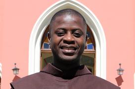 Frei José Cambolo será ordenado diácono no domingo