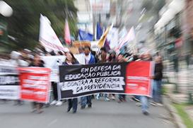 CFFB: Carta aberta sobre a Greve Geral