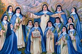14 monjas Concepcionistas serão beatificadas no dia 22
