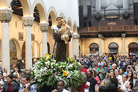 Santo Antônio: exemplo de santidade a ser seguido
