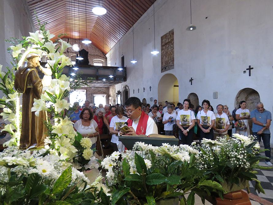 Oração de Santo Antônio: silêncio interior para ouvir Deus ...