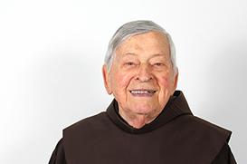 Aos 95 anos, falece Frei Anselmo München