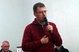 Frei César é eleito presidente Conferência Brasileira dos Frades Menores