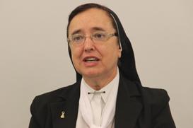 Irmã Maria Inês é reeleita presidente da Conferência dos Religiosos do Brasil