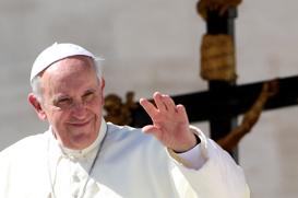 A radical visão teológica do Papa Francisco