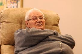 Frei Policarpo Berri celebra 95 anos