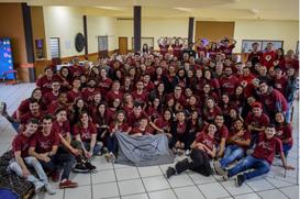 Alverne: juventudes a caminho da Fraternidade Universal