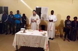 Jufra de Angola inicia o 9º Acampamento Nacional