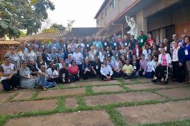 Eleito o novo Conselho Diretor da Família Franciscana do Brasil