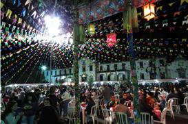 Festa Caipira do Seminário Frei Galvão conquista Guaratinguetá